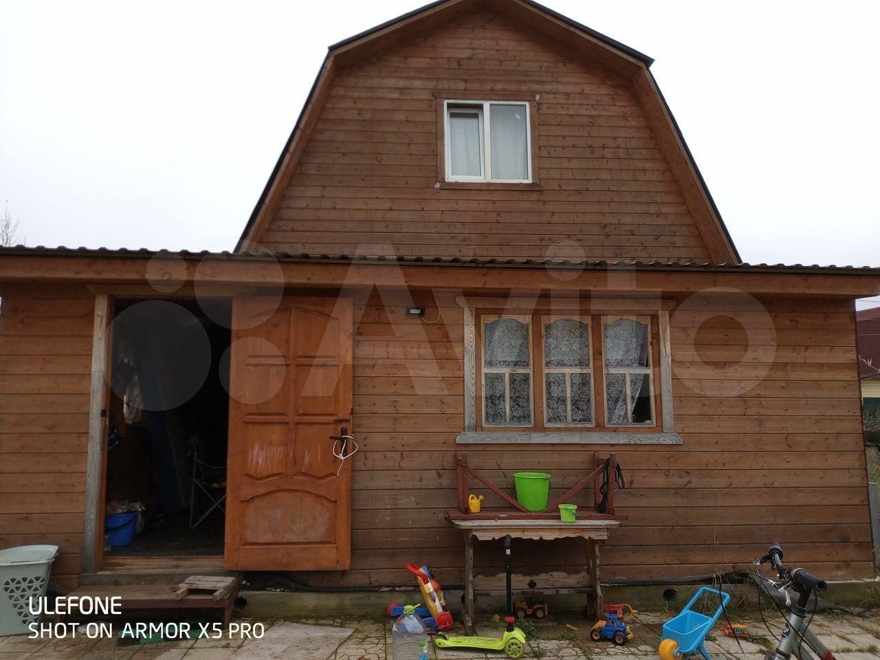 Дача 50 м² на участке 6 сот.  89104096272 купить 3