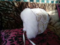 Шапочка зимняя, размер 42