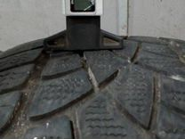 225 55 r17 Dunlop 2шт Зимние нешипованные шины
