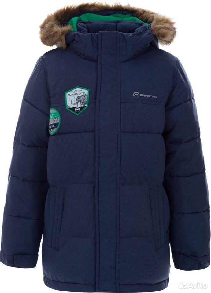 Куртка зима outventure  89517593602 купить 1