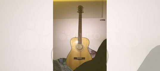 Fender CF-140S NAT Акустическая гитара