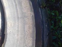 Комплект летней резины на штампованных дисках