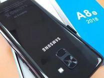 "Крутой.5.8'""SAMSUNG.gelexy.A8(2018) гарантия"