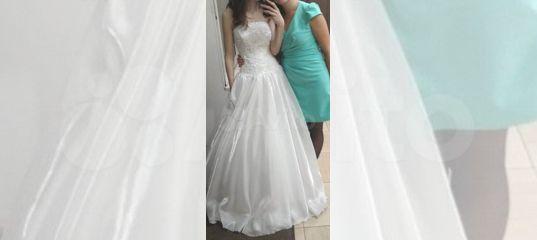 Платье свадебное купить в Красноярском крае с доставкой   Личные вещи   Авито