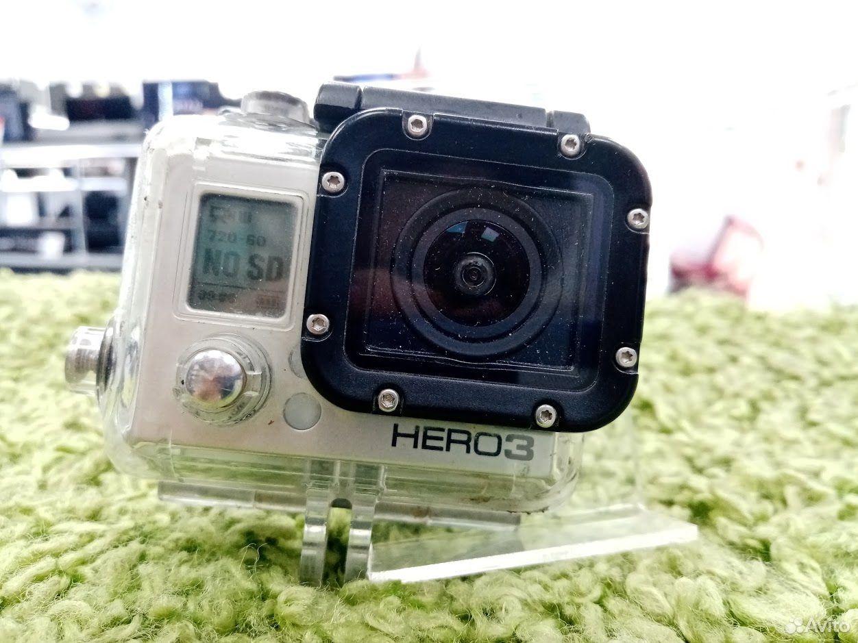 Экшн-камера GoPro HD hero3 Edition(кр90б)  89914629533 купить 1