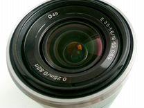 Объектив Sony E 18-55 F3,5-5,6 OSS
