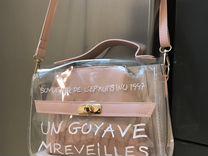 Розовая сумка — Одежда, обувь, аксессуары в Москве