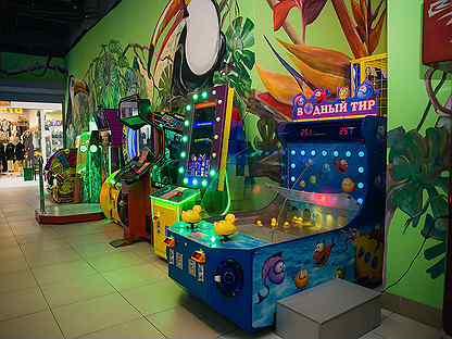 Детские игровые автоматы в уфе игровые автоматы в трц рио