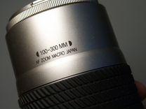 Tokina AF 100-300/5.6-6.7 (pentax) — Фототехника в Москве