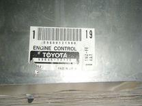 Блок управления двс 8966612170 Corolla Королла 120