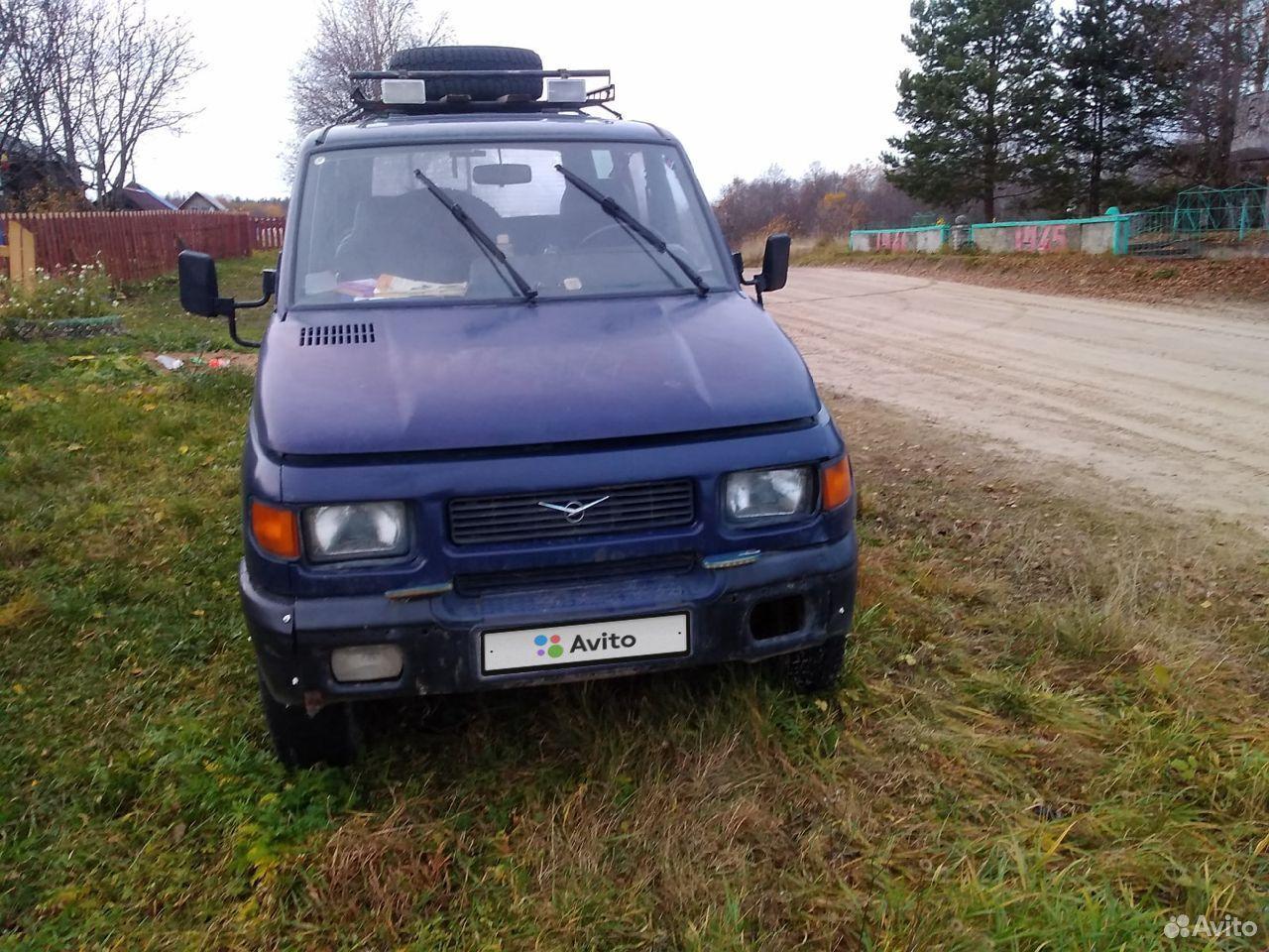 УАЗ Симбир, 2002  89600174915 купить 4