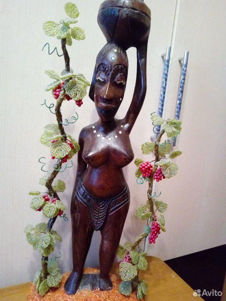 Африканская скульптура 89611614514 купить 1