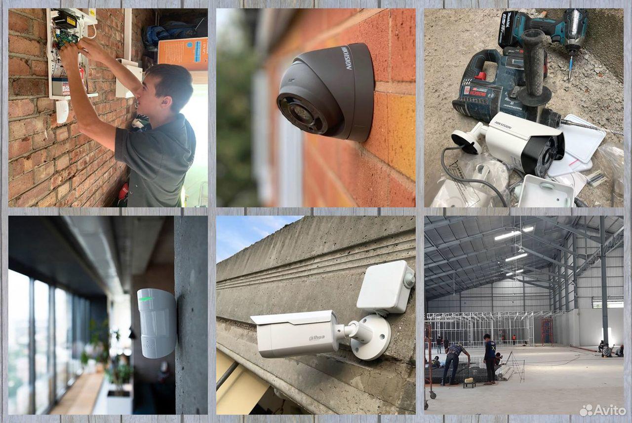 Профессиональные камеры видеонаблюдения Full HD