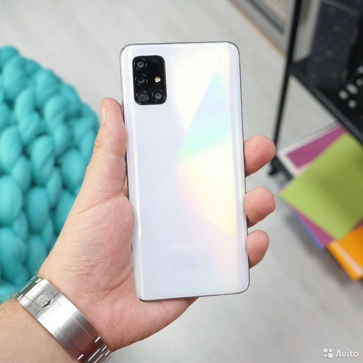 Samsung A51 White 464 обмен или продажа  89097961301 купить 3