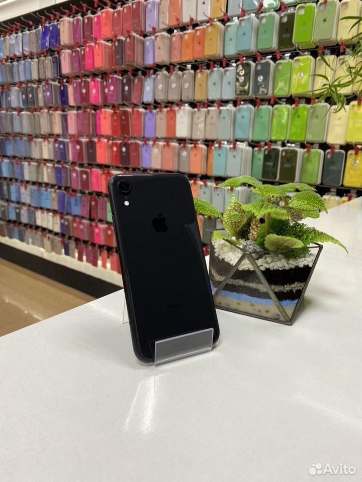 iPhone Xr черный  89024155999 купить 1