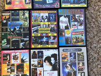 DVD диски с фильмами/мультиками