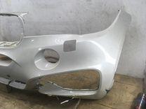Бампер передний Bmw X6 M-Pacet F16 2014