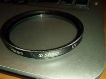 UV фильтр 52мм. Rekam
