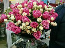 Букет от ставроза, купить розы с доставкой