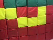 Новые поролоновые кубики 20*20