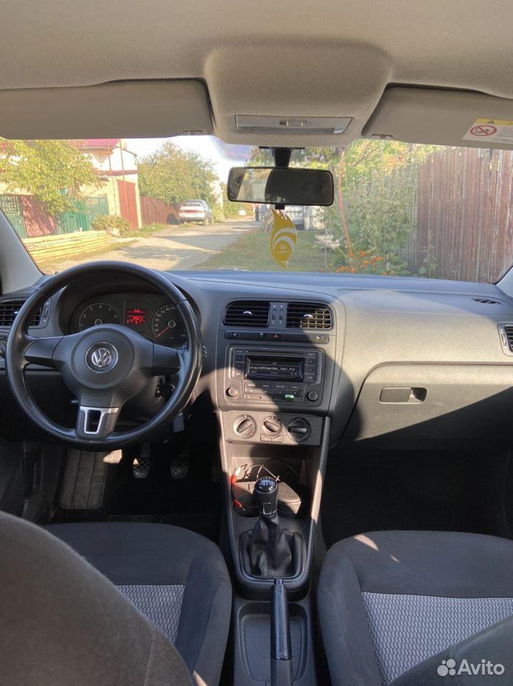 Volkswagen Polo, 2013  89656385813 купить 5