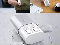 Наушники Bluetooth QCY T1 Pro белые,новые