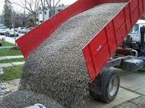 От 2 до13 тонн Песок, гравмасса, гравий, керамзит