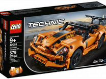 Lego Technic Chevrolet Corvette ZR1 42093 Лего
