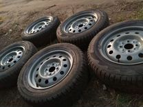 5 колес Зима R14 — Запчасти и аксессуары в Саратове