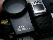 Видеокамера JVC GR-AX637E