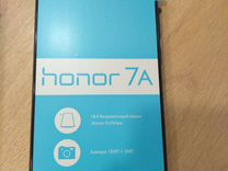 Смартфон Honor 7A DUA-L22 Black Новый