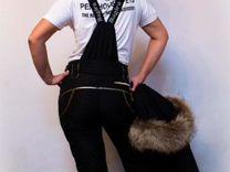 Новый шикарный Австрия-Россия горнолыжный костюм