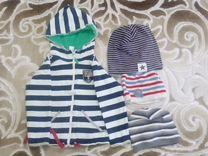Курточка и шапки