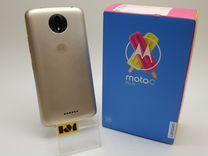 Motorola Moto C Plus 16GB золотистый