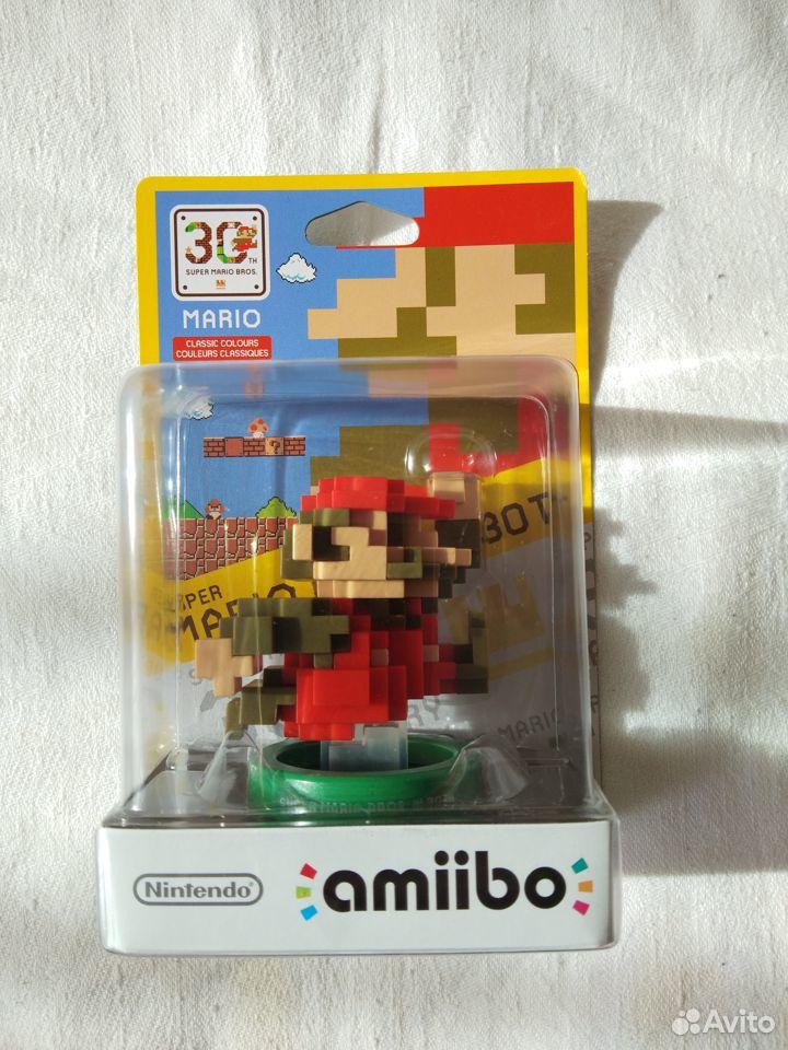 Фигурка amiibo Mario Classic Colours  89122033975 купить 1