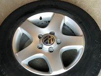 Продам комплект колёс на литье Vilkswagen Touareg