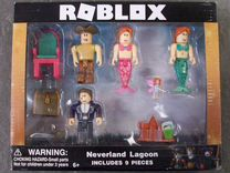 Набор героев Roblox с русалками