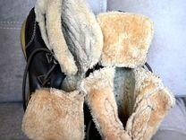 Ботинки женские зимние нат.мех 41 р-р — Одежда, обувь, аксессуары в Челябинске