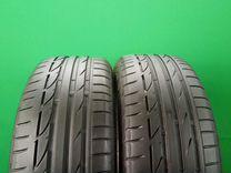 Шины б/у 225 45 r18 Bridgestone Potenza S001 EL1