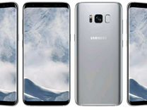 SAMSUNG S8 Plus 64Gb Silver Новый Магазин