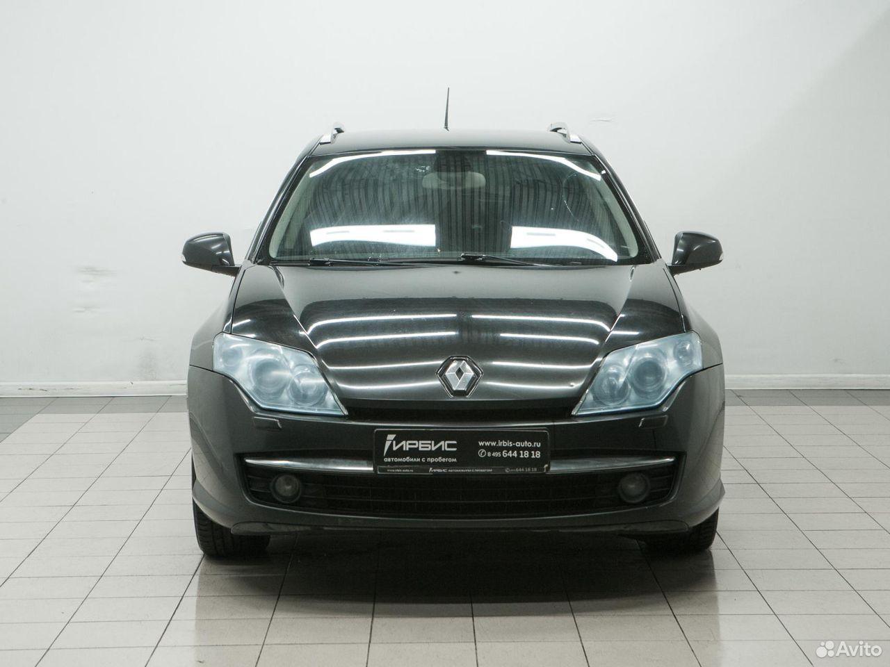 Renault Laguna, 2008  84959970942 купить 3