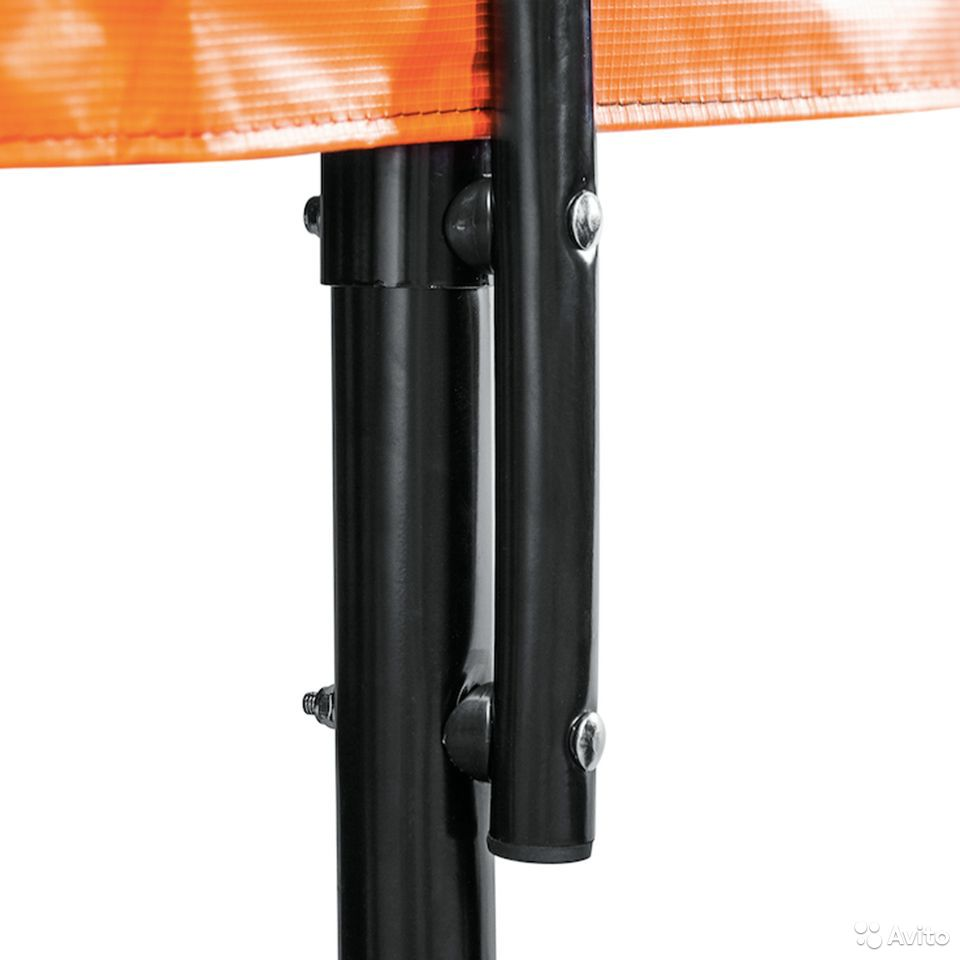 Батут DFC trampoline kengoo II С сеткой 12FT-BAS-B  89016083584 купить 4