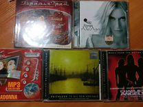Набор Mp3 дисков с музыкой