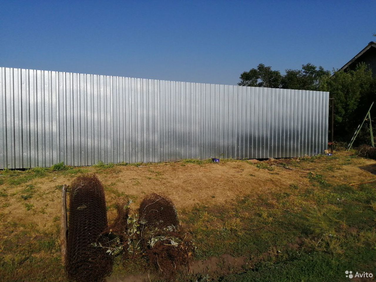 Сделаем забор, ворота из профнастила  89088373003 купить 6