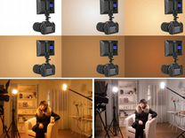 Светодиодный свет Viltrox l116t ультра тонкий LED