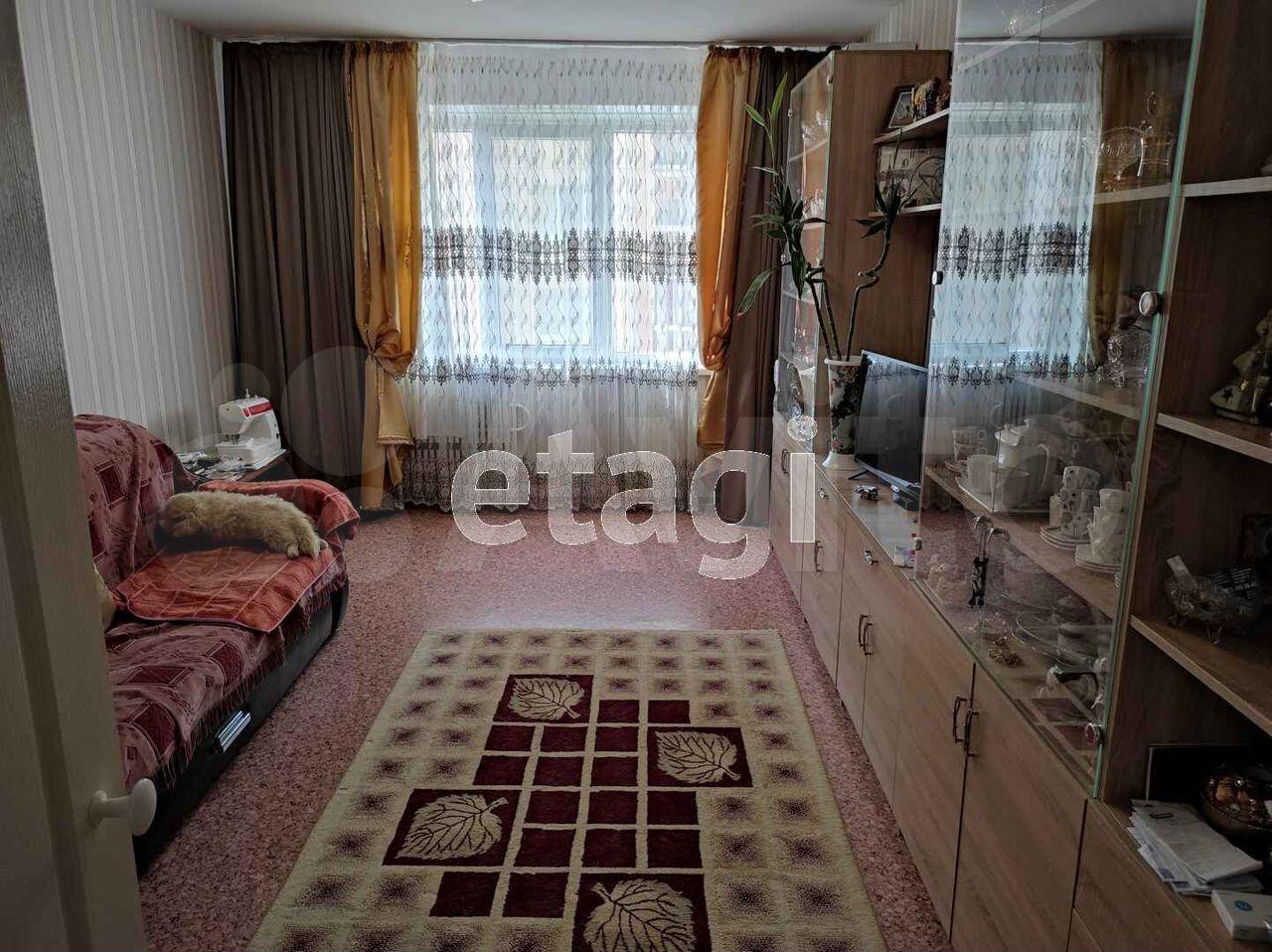 3-к квартира, 70 м², 5/10 эт.