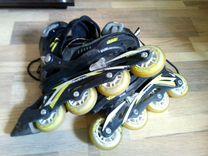 Ролики Bladerunner 32-35 размер