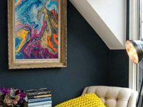 Интерьерная картина 60х80 абстракция — Мебель и интерьер в Москве