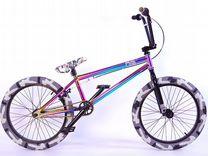 Велосипед BMX 713Bikes nitro X камуфляж