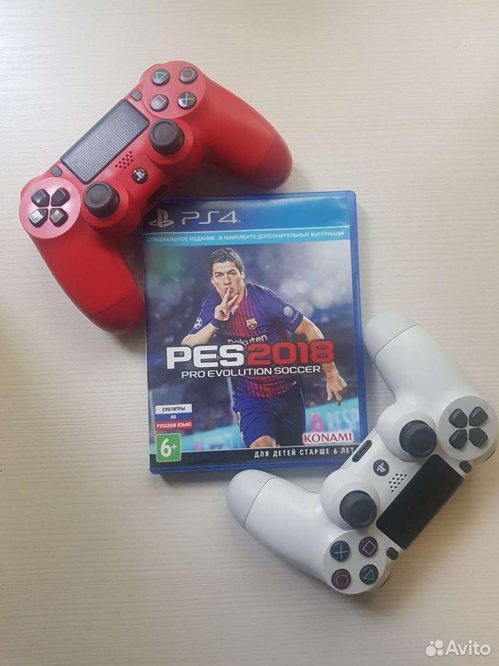 Playstation 4 pro 1tb  89114904226 купить 6